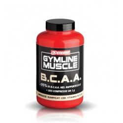 GYMLINE MUSCLE BCAA - 300 tabl.