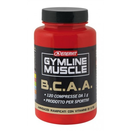 GYMLINE MUSCLE BCAA - 120 tabl.